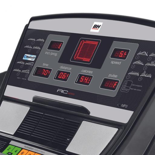 BH G6180i RC09 Treadmill