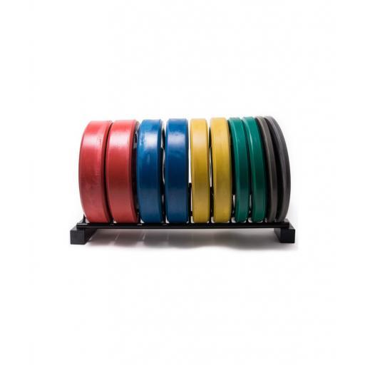 150kg Coloured Bumper Set