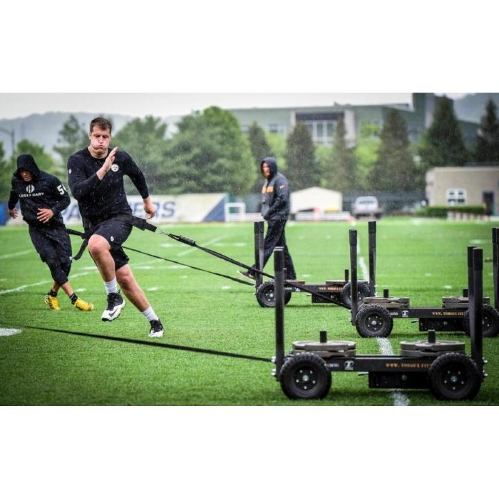 How to Incorporate the TANK Sled into Training