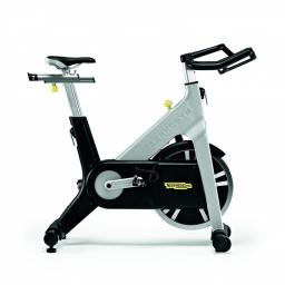 Technogym group cycle on white background, available at Flair Fitness, Bridgend, Co. Donegal, Ireland