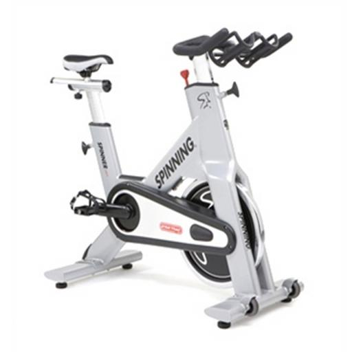 Star Trac NXT spin bike 7090 on white background available from Flair Fitness, Bridgend, Co. Donegal, Ireland