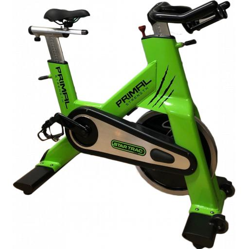 Star Trac NXT 7090 Spin Bike - Customised.